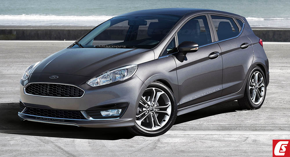 Ford Fiesta 4 cửa 1.5L AT Titanium6
