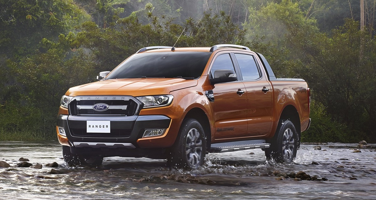 Ford Ranger Wildtrak 2.0L 4×2 AT2