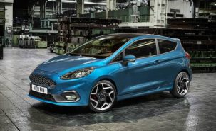 Ford Fiesta 2018 Mới