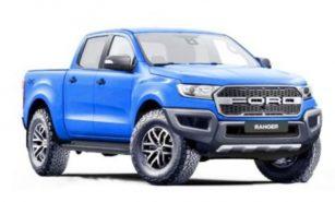 Ford Ranger Raptor 2.0L 4×4 AT 2019