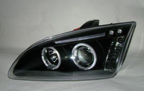 Đèn pha Led nguyên bộ cả vỏ mẫu 5 xe Ford Focus