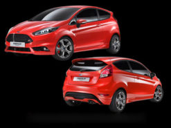 Body Kit mẫu CS xe Ford Fiesta