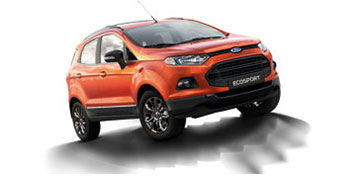 Ford EcoSport 1.5L Titanium AT Black Edition