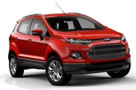 Ford EcoSport Trend 1.5L MT