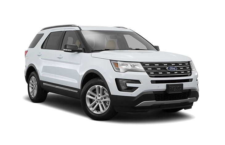 New Ford Explorer 20174