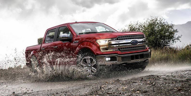 Ford F-150 2018 mới – chiếc xe bán tải hạng sang đặc biệt