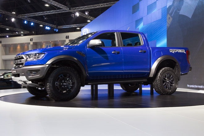 Ford Ranger Raptor 2.0L 4×4 AT 20193
