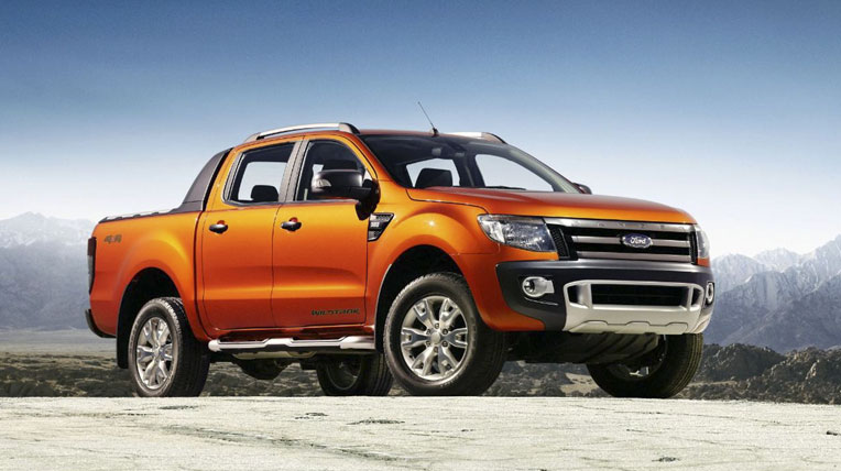 FORD RANGER WILDTRAK 2.0L 4X2 AT5