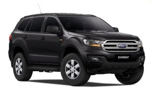 Ford Everest Ambiente 2.2L 4×4 MT 2020