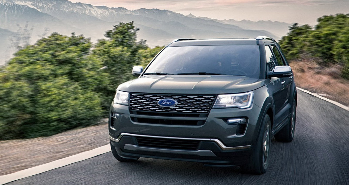Ford Explorer 2018 New2