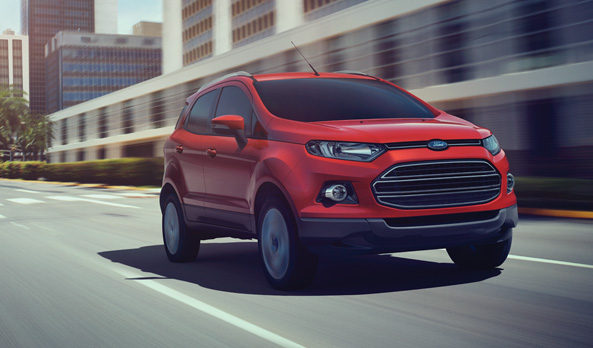Ford EcoSport 1.5L AT Titanium3