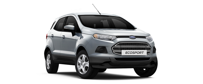 Ford EcoSport Trend 1.5L MT3