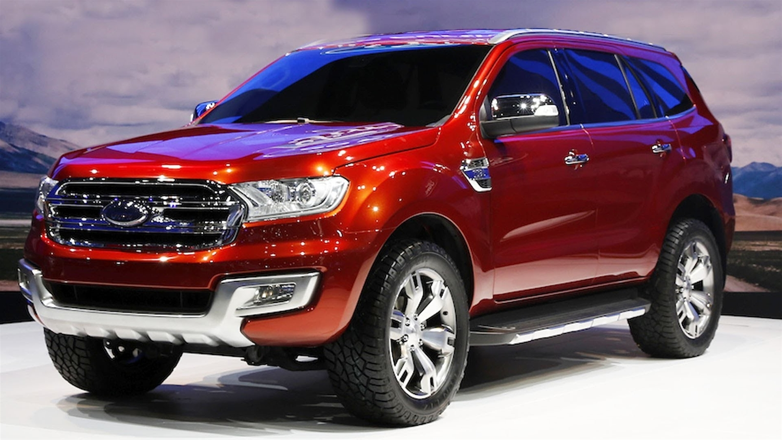 Ford Everest Titanium 3.2L 4×4 AT 20203