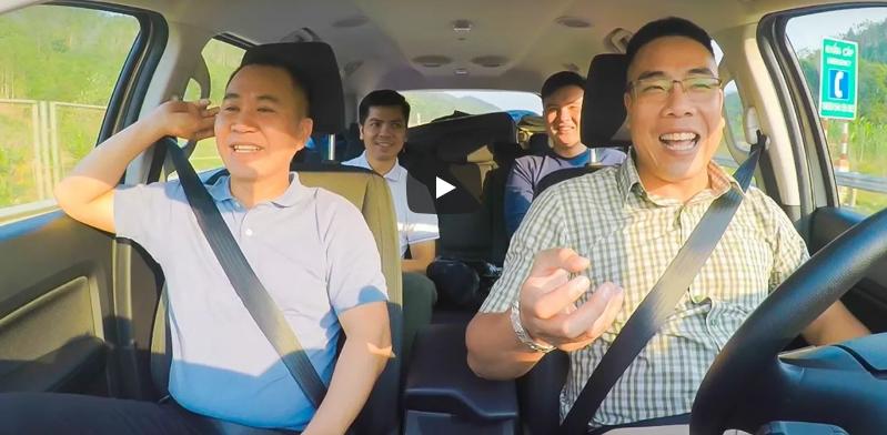 [Video] Đánh giá Ford Everest Ambiente từ 2 Doanh nhân thành đạt