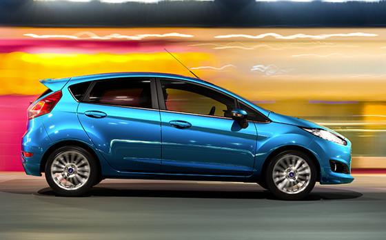 Ford Fiesta 5 Cửa 1.5L AT Sport6