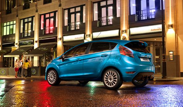 Ford Fiesta 5 Cửa 1.5L AT Sport5
