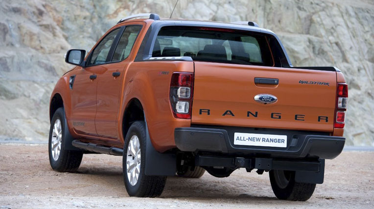 FORD RANGER WILDTRAK 2.0L 4X2 AT4