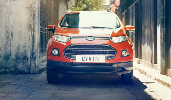 Ford EcoSport 1.5L AT Titanium4