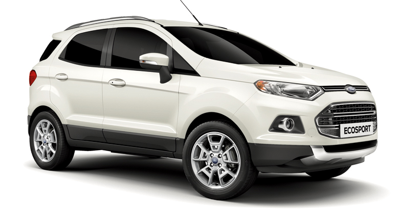 Xe Ford Ecosport cũ 20162