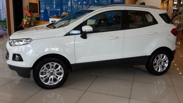Xe Ford Ecosport cũ 20164