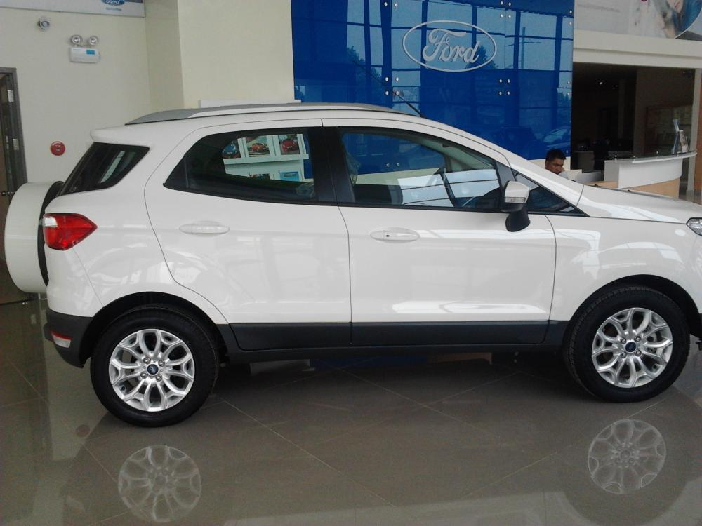 Xe Ford Ecosport cũ 20163