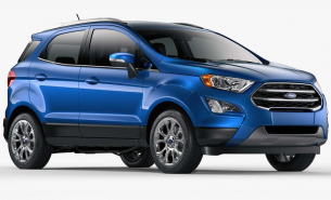 Ford EcoSport 1.5L Dragon AT Titanium 2020