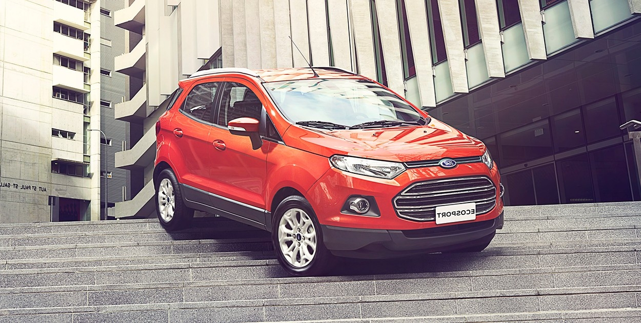 Ford EcoSport 1.5L AT Titanium2
