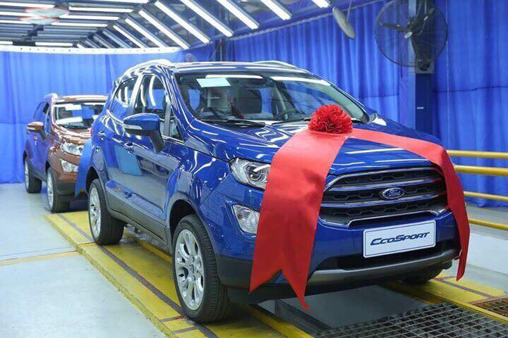Ford EcoSport Titanium 1.0 Ecoboost AT 20203