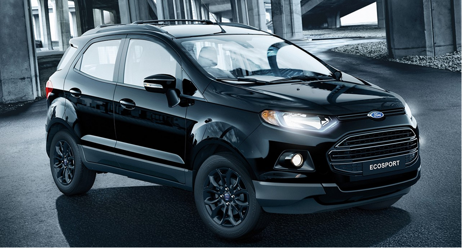 Ford EcoSport Titanium 1.5L AT Black Edition2