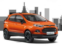 Ford EcoSport Titanium 1.5L AT Black Edition