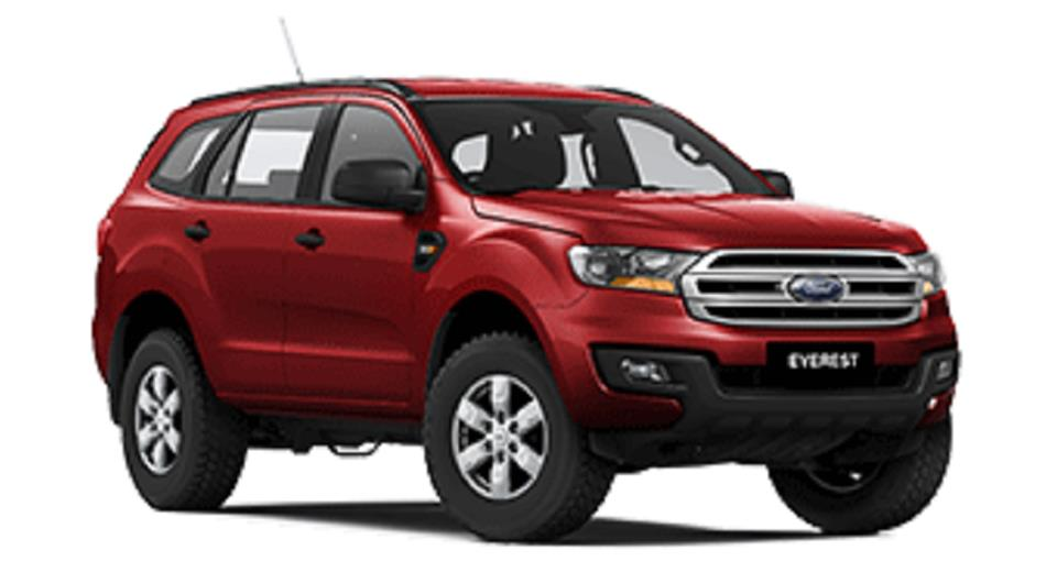 FORD EVEREST 2.0L TREND 4×2 AT2