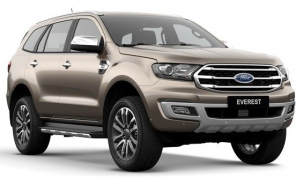 Ford Everest Titanium 2.0L AT 4WD 2020