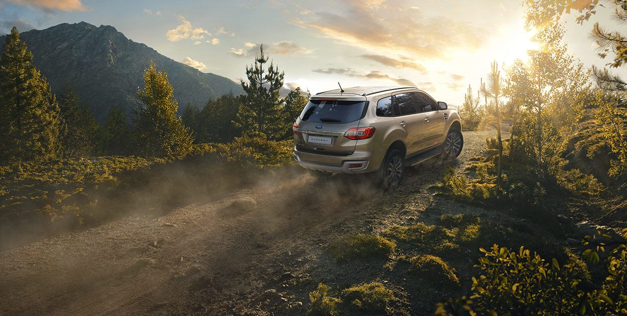 Ford Everest Titanium 2.0L 4×2 AT 20193