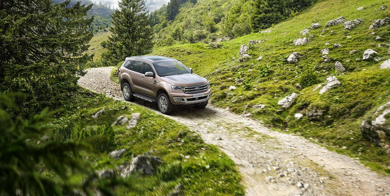 Ford Everest Titanium 2.0L 4×2 AT 20196