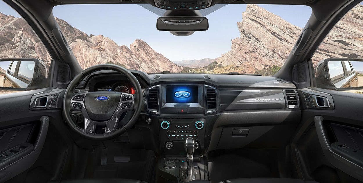 Ford Everest Titanium 2.0L 4×2 AT 20197