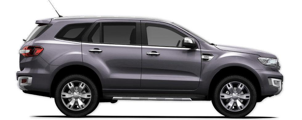 Ford Everest Titanium 2.2L 4×2 AT6