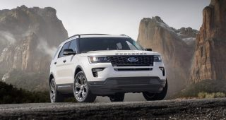 Ford Explorer 2018 New