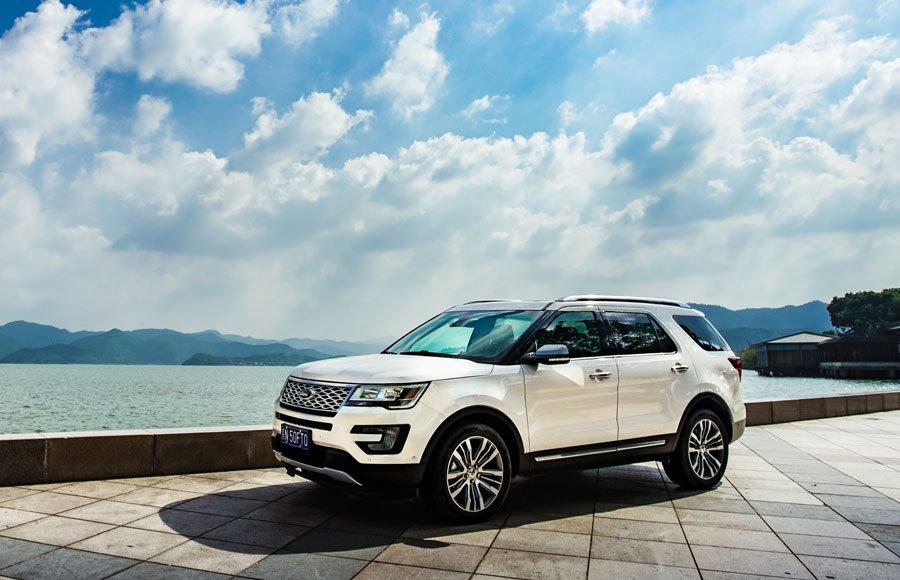 Ford Việt Nam bán hơn 2.400 xe trong tháng 11/2017