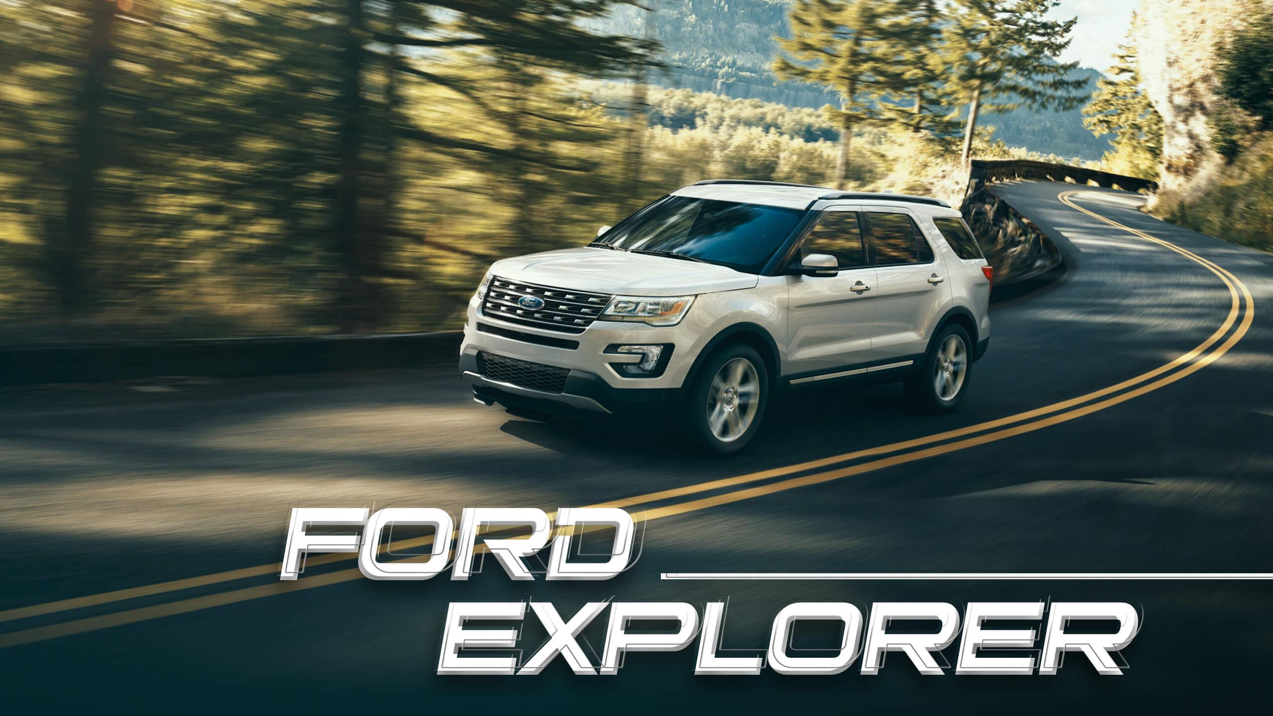 Ford Explorer – lựa chọn dành cho chủ doanh nghiệp người Việt
