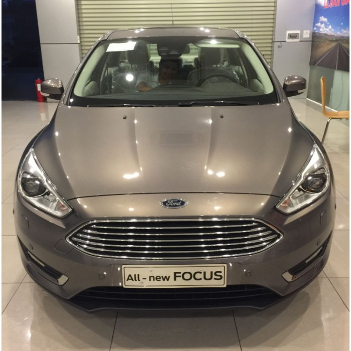 Ford Focus Titanium Sedan 1.5L Ecoboost 180HP4