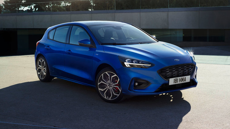 Ford Focus 2019 New3