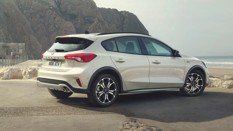 Ford Focus 2019 New2