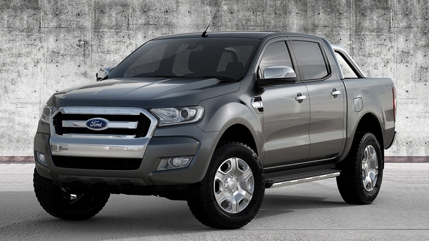 Ford Ranger XLS AT 2.2L 4×25