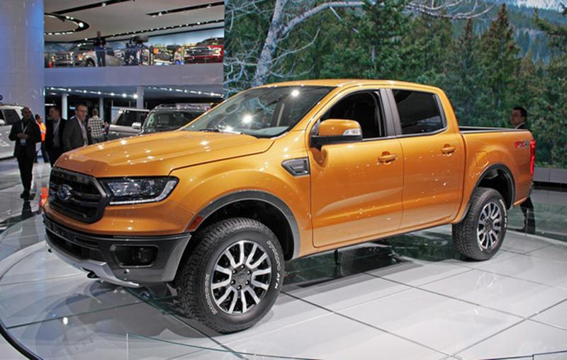 Ford Ranger Wildtrak 2.0L 4×2 AT Turbo đơn4