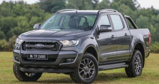 Ford Ranger FX4 2.2L 4×4 AT