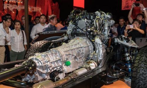 """Ford khẳng định: """"Ranger, Everest tại Việt Nam không lỗi hộp số"""""""