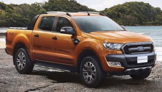 Ford Ranger Wildtrak 2.2L Navigator 4×2 AT