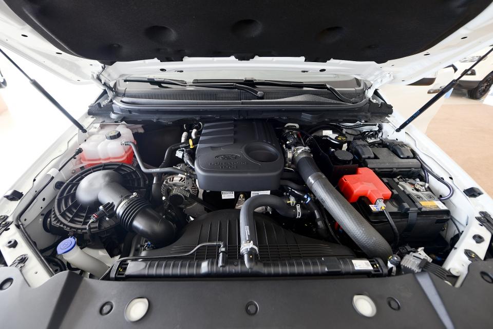 Ford Ranger Wildtrak 2.2L 4×4 AT 20179