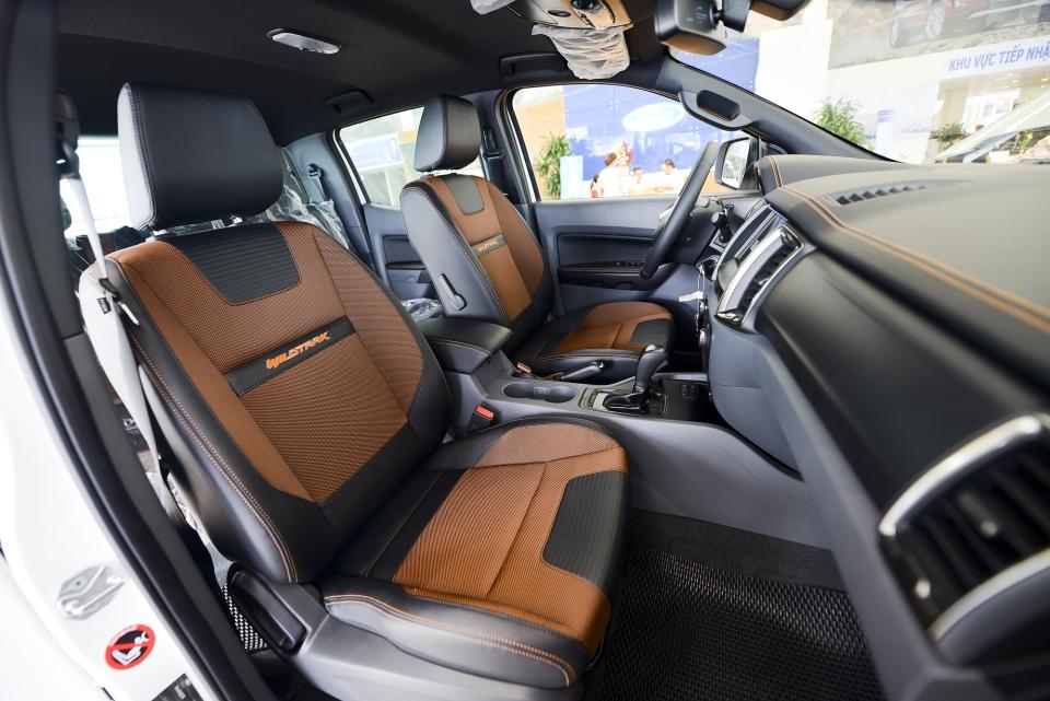 Ford Ranger Wildtrak 2.2L 4×4 AT 201710