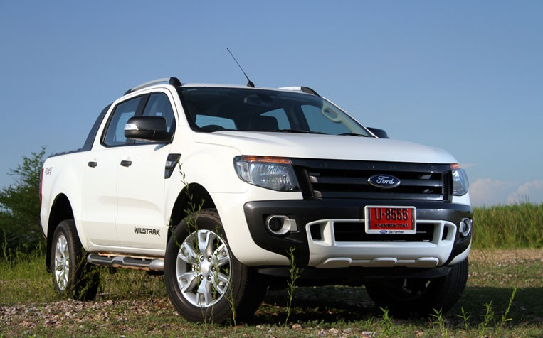 FORD RANGER WILDTRAK 2.0L 4X2 AT2